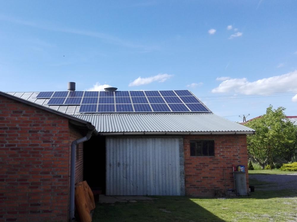 Czemierniki - 6,76 kWp