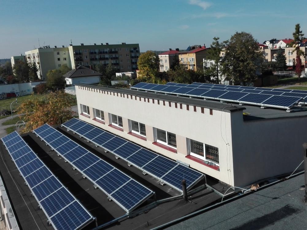 Szkola Podstawowa nr 2 w Busku-Zdroju, 40 kW