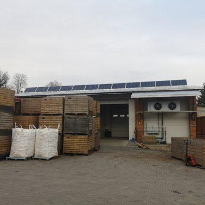 Ciotcza, gm. Abramów - 3,36 kWp