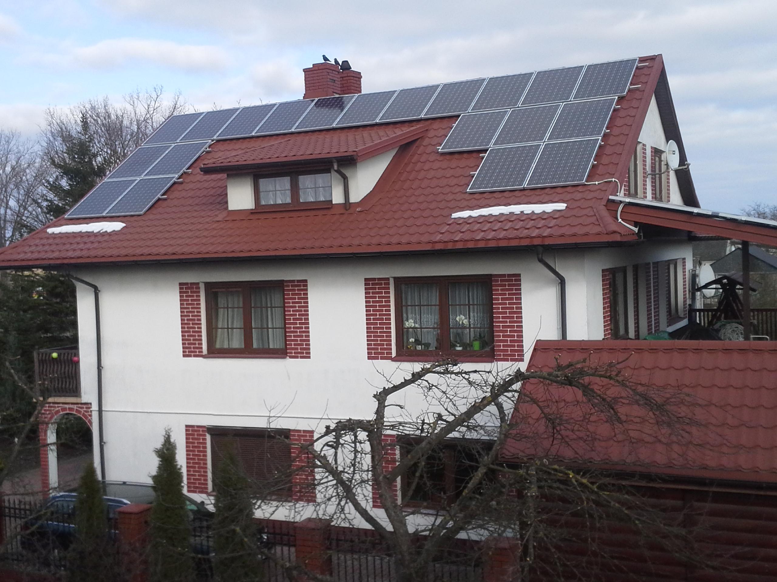 Kąkolewnica, ul. Lubelska - 12,48 kWp