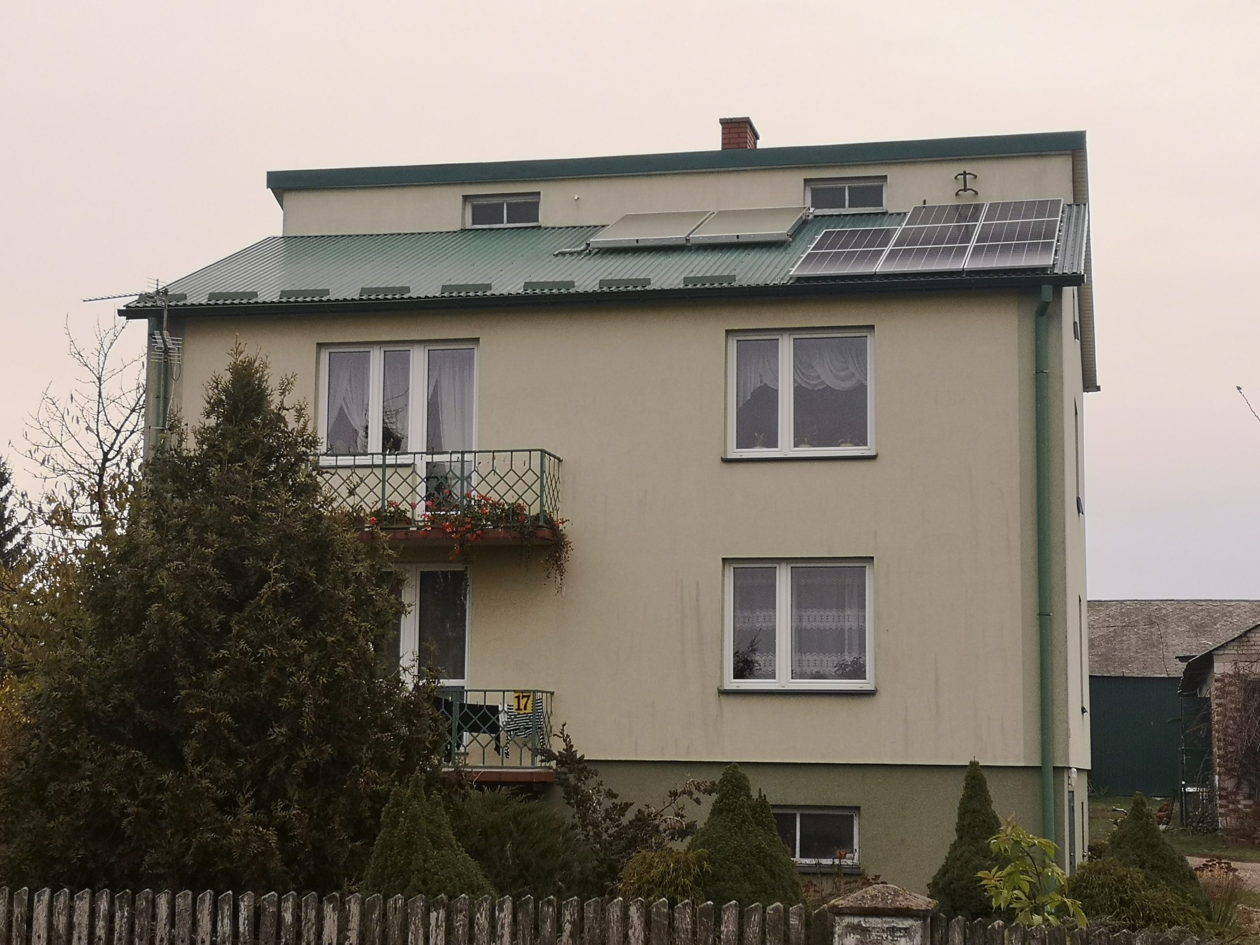 Marcinów, gm. Abramów - 2,24 kWp