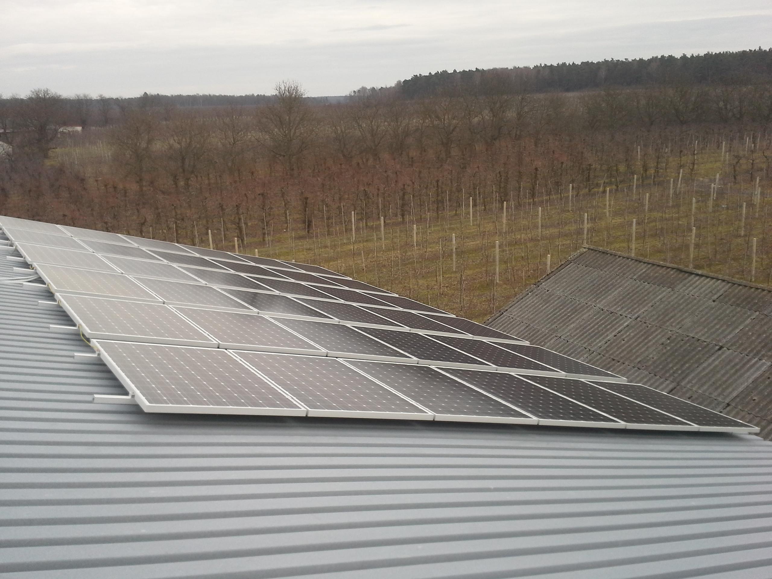 Mikołajówka, gm. Urzędów - 9,36 kWp