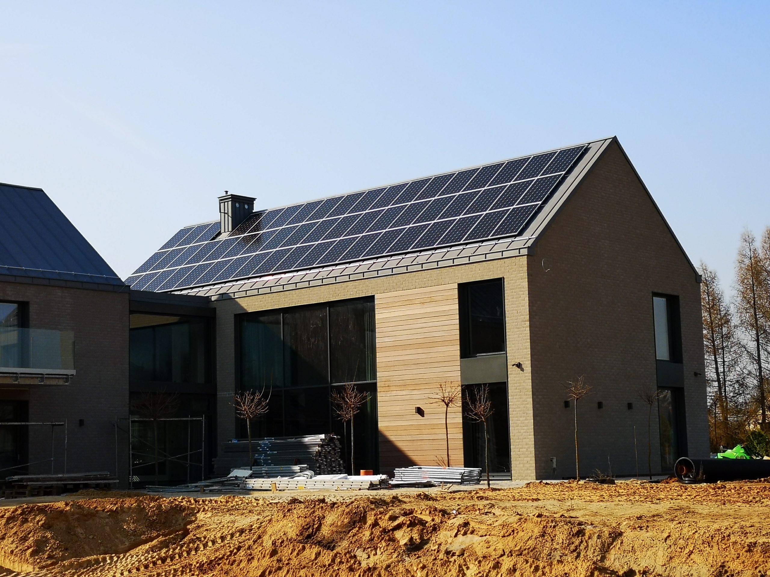Motycz - 16,8 kWp - moduły EXE Solar 300W