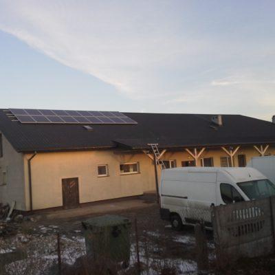 Wojciechów - 9,36 kWp
