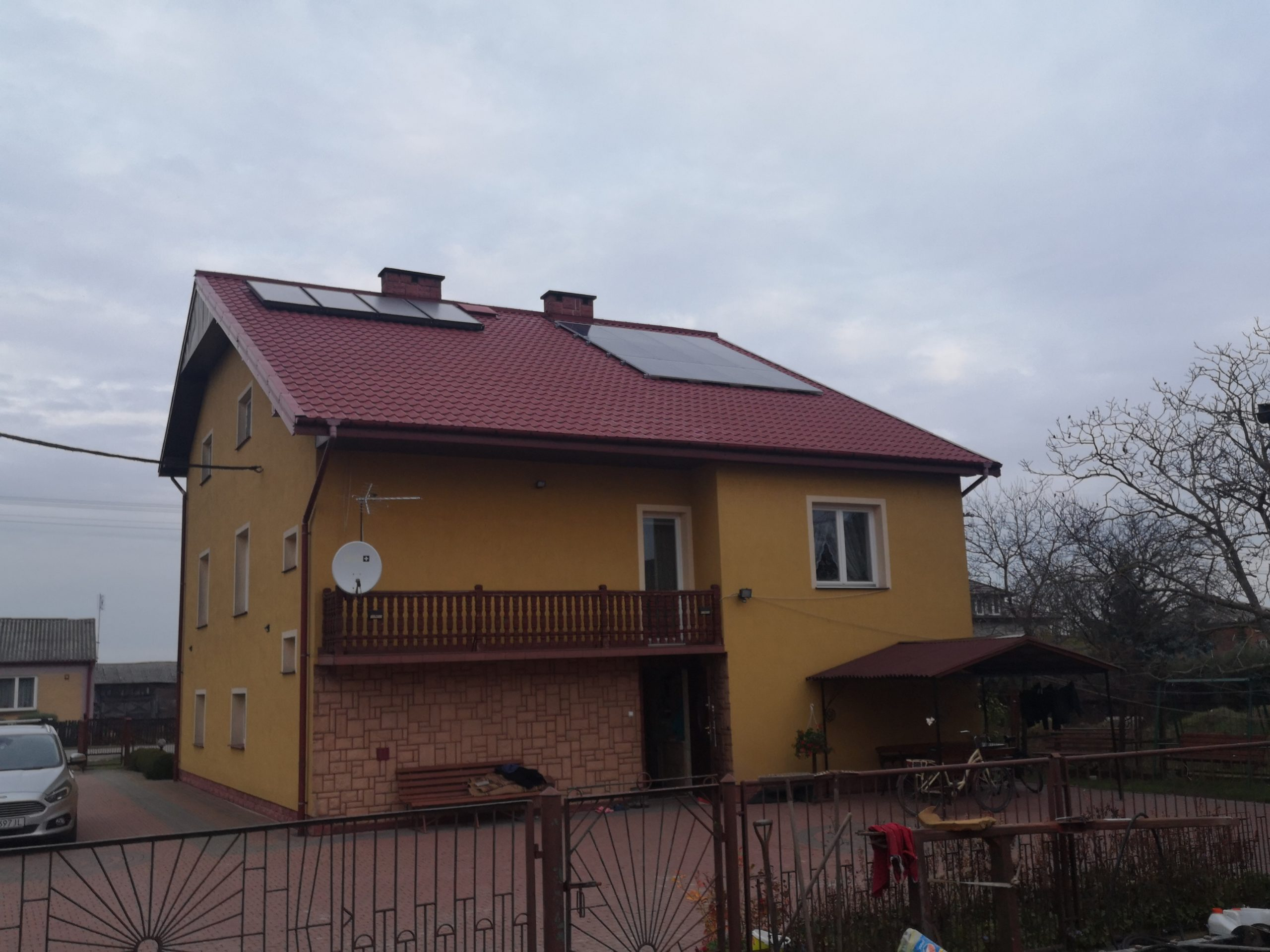Wolica, gm. Abramów - 3,36 kWp