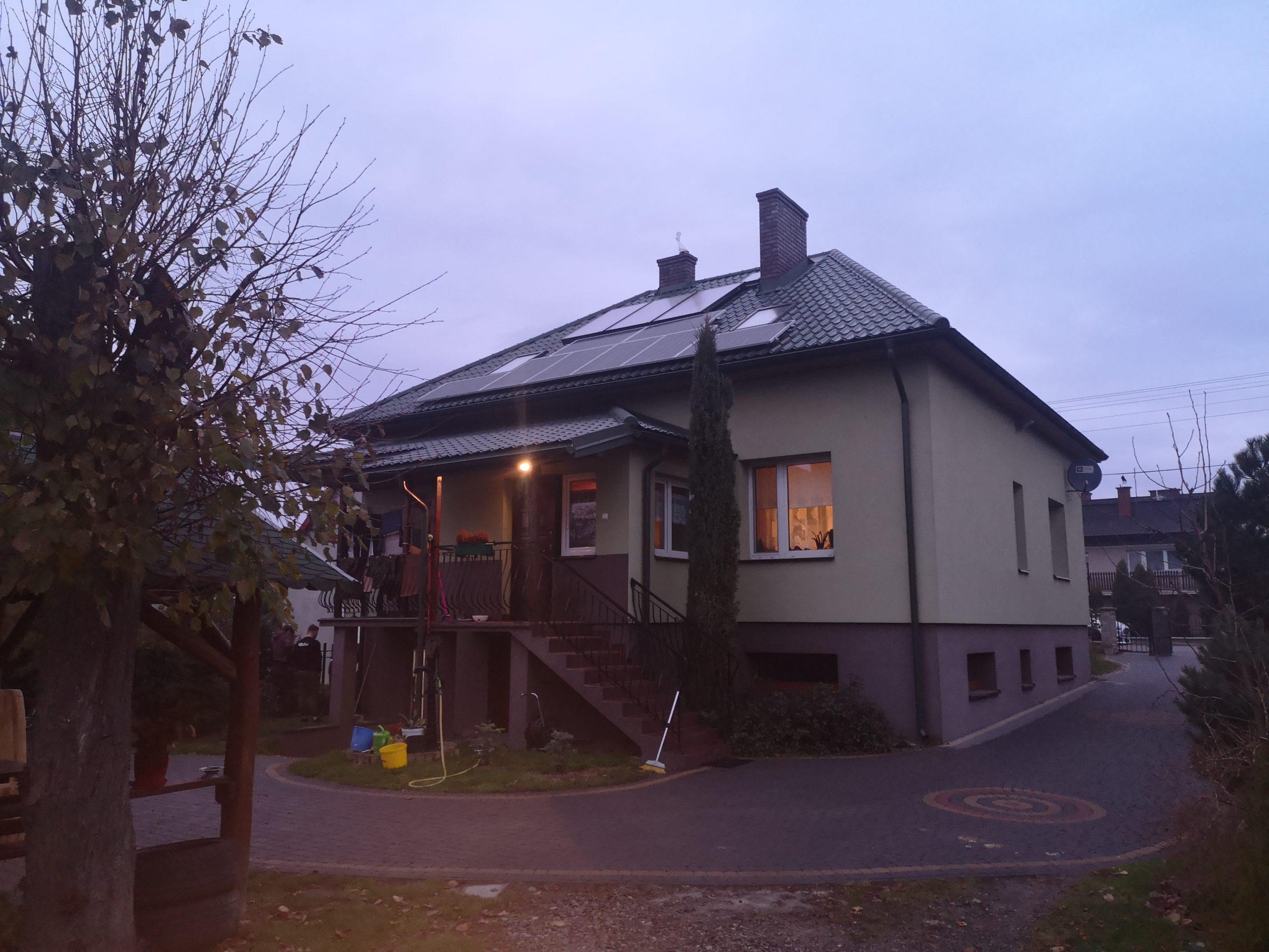 gmina Abramów - 2,24 kWp