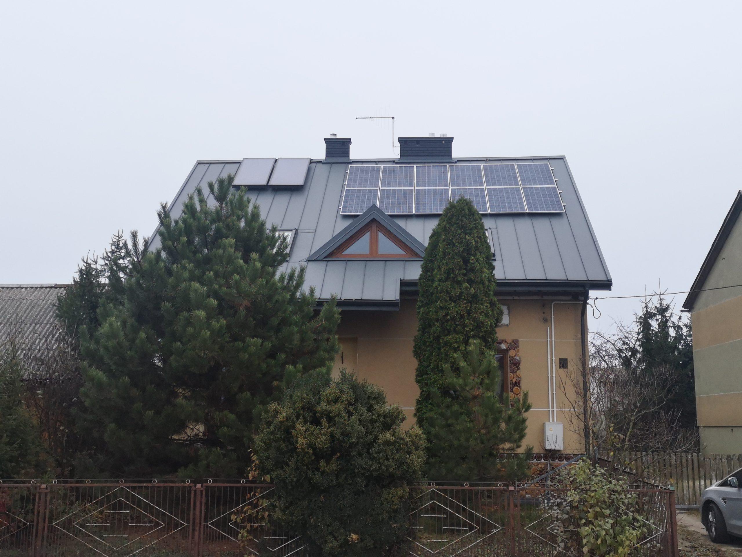 gmina Abramów, ul. Lubartowska - 3,36 kWp